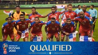 team photo for Panama