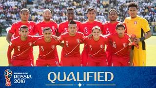 team photo for Peru